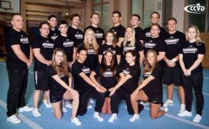 National Cheerleading Team Germany (CCVD), Foto: Tom Lorenz (zum Vergrößern bitte anklicken)