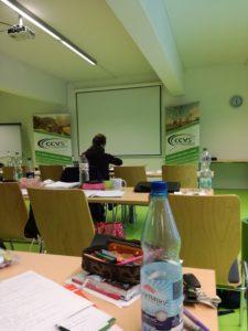 Trainer-C-Ausbildung des CCVS