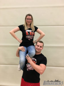 Sophia & Bunny - unsere Coaches der Kiddy Cats